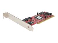 StarTech.com Cartes PCISATA4R1