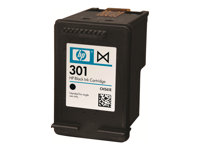 HP 301 Black Ink Cartridge, HP 301 Black Ink Cartridge