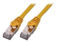 MCL Samar Cables et cordons r�seaux FCC6ABMSHF-20M/J