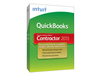 QuickBooks Premier Contractor Edition 2013