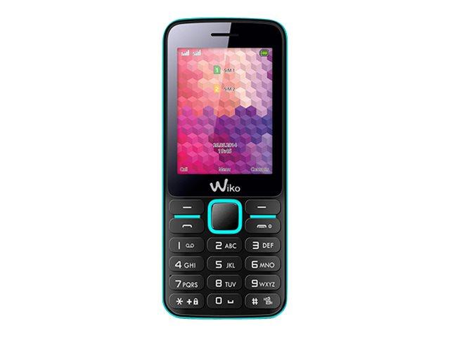 Wiko RIFF - noir - GSM - téléphone mobile