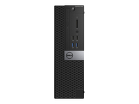 Dell OptiPlex 3040 - Core i3 6100 3.7 GHz - 4 Go - 500 Go - français