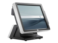 HP Point of Sale System ap5000 - Core 2 Duo E7400 2.8 GHz - 3 Go - 250 Go - LCD 15""