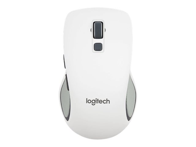 logitech m560 souris usb blanc souris sans fil. Black Bedroom Furniture Sets. Home Design Ideas