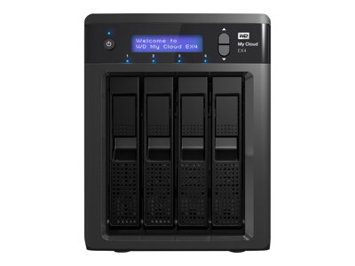 Servidor NAS My Cloud EX4