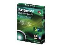 Kaspersky Small Office Security KL4533ZBEFS-KISA - Caja de embalaje - Descarga / Tarjeta de activación