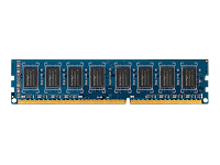 HP - DDR3 - 4 Go - DIMM 240 broches
