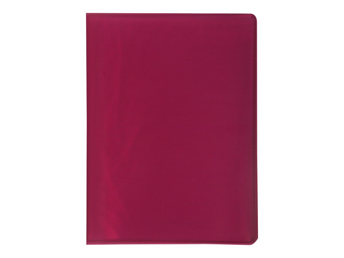 Exacompta Linicolor Intensive - Porte vues - 80 vues - A4 - disponible dans différentes couleurs