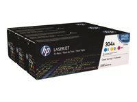 HP 304A Tri-pack