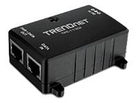 TRENDnet TPE-113GI Strøminjektor AC 100-240 V 15.4 Watt