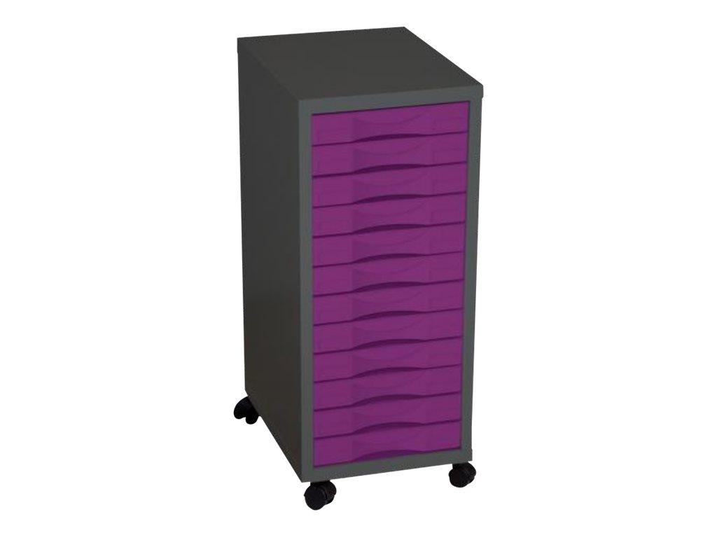 VINCO armoire à tiroirs