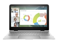 "HP Spectre Pro x360 G1 - 13.3"" - Core i5 6200U - Windows 10 Pro 64 bits - 8 Go RAM - 256 Go SSD"