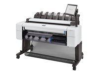 "HP DesignJet T2600dr PostScript - 36"" impresora multifunción - color"