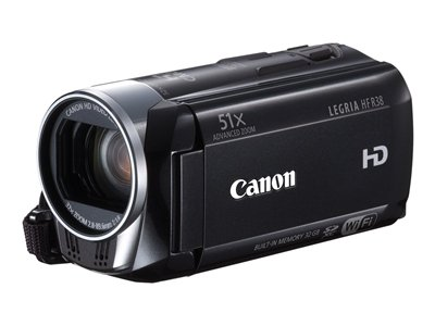 Canon LEGRIA HF R38