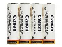 Canon NB-4-300 - pile pour appareil photo - type AA - NiMH x 4