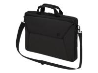 "Dicota Slim Case EDGE Bæretaske til notebook 11.6"" sort"