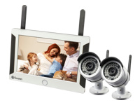 SwannSecure NVW-470 All-in-One Wi-Fi HD Monitoring System