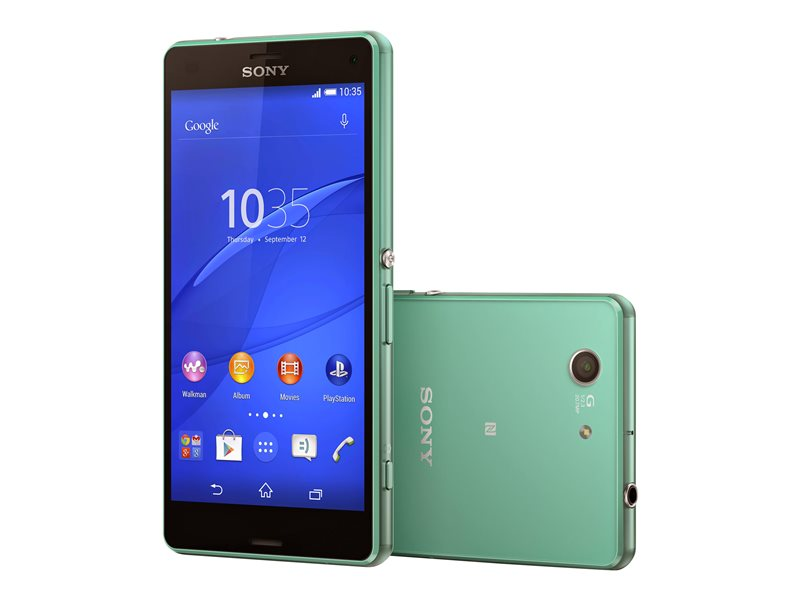 sony xperia z3 compact smartphone 16gb meergr n 1288 3841. Black Bedroom Furniture Sets. Home Design Ideas