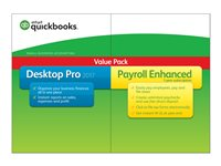 QuickBooks Desktop Pro 2017 Box pack