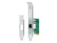 Intel I210-T1 - Network adapter - PCIe 2.1 low profile - Gigabit Ethernet x 1 - for Desktop Pro A 300 G3, Pro A G2; ProDesk 400 G6, 600 G5; Workstation Z1 G5