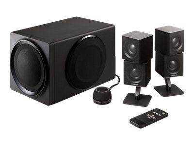 Image of Creative ZiiSound T6 Series II - speaker system - wireless
