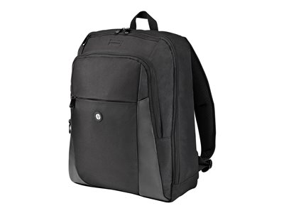 """HP Essential Backpack - Notebook carrying backpack - 15.6"""" - black - for Compaq 51X; Chromebook x360; ProBook 430 G4, 440 G4, 45X G4, 64X G3; Stream Pro 11 G3"""