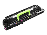 Lexmark - Magenta - original - toner cartridge LCCP - for Lexmark CS820, CS827, CX820, CX825, CX827, CX860