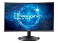 Samsung CFG7 Series C24FG70FQL - LED monitor - curved