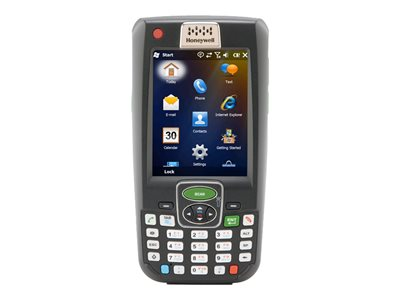 "Honeywell Dolphin 9700 - Healthcare - data collection terminal - Win Mobile 6.5 Classic - 1 GB - 3.7"" color TFT (480 x 640) - rear camera - barcode reader - (2D imager) - Wi-Fi, Bluetooth"