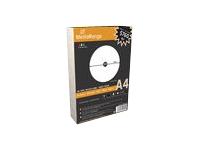 MediaRange CD/DVD etiketter hvid