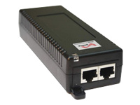 HPE Aruba PD-9001GR - PoE injector - AC 100-240 V - 30 Watt - output connectors: 1 - remarketed - for HPE Aruba AP-303, 304, 305, 334, 387, 504, 505, 515; Instant IAP-304, 305, 314, 324, 325