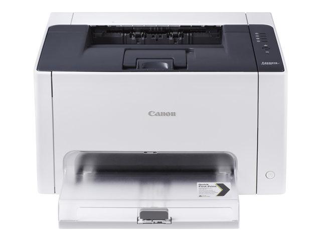 Image of Canon i-SENSYS LBP7010C - printer - colour - laser