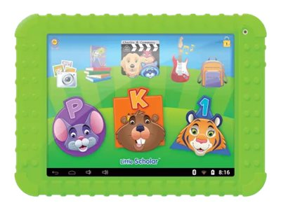 "School Zone Little Scholar - Tablet - Android 4.4.4 (KitKat) - 16 GB - 8"" TFT (1024 x 768) - microSD slot"