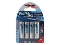 Ansmann Batterie, pile accu & chargeur 5035092