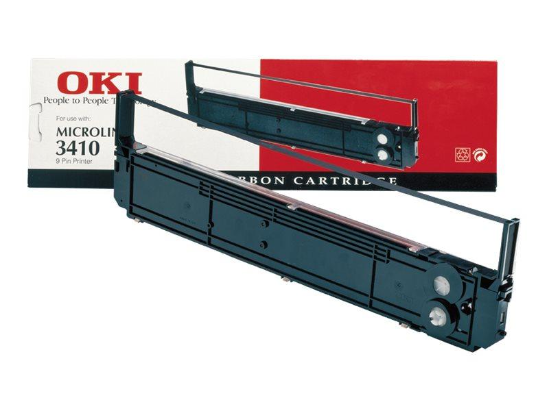 OKI - noir - ruban d'impression - 9002308