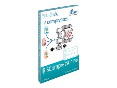IRISCompressor Pro
