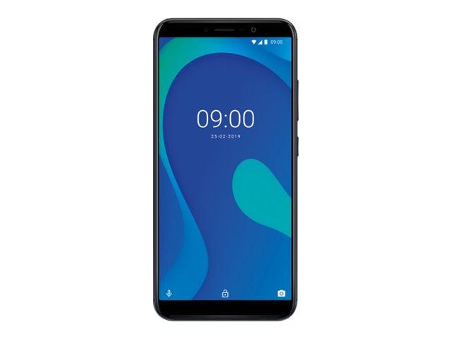 Smartphone Android Wiko Y80 Bleu Foncé Eleclerc High Tech