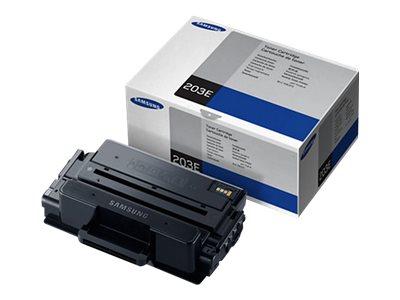 Samsung MLT-D203E - pack de 1 - 1 - à rendement extrêmement élevé - noir - originale - cartouche de toner
