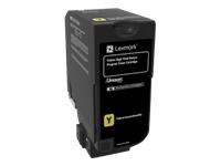 Lexmark Cartouches toner laser 84C2HY0