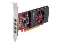 AMD FirePro W4100 carte graphique - FirePro W4100 - 2 Go