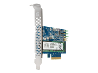 HP Z Turbo Drive G2 - Solid state drive - 1 TB - internal - M.2 - PCI Express 3.0 x4 (NVMe) - promo - for Workstation Z240