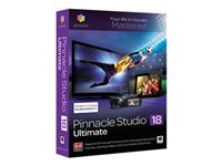 Pinnacle Studio 18 Ultimate, Pinnacle Studio 18 Ultimate ML
