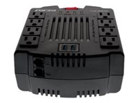 Forza FVR Series FVR-1202USB - Regulador automático de voltaje - CA 220 V