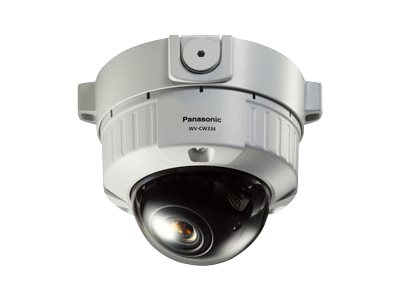 Image of Panasonic WV-CW334SE - CCTV camera