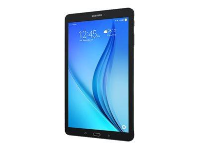 "Samsung Galaxy Tab E - Tablet - Android 6.0 (Marshmallow) - 16 GB - 9.6"" (1280 x 800) - microSD slot - 4G - Verizon - black"