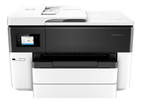 HP Officejet Pro 7740 All-in-One - imprimante multifonctions ( couleur )
