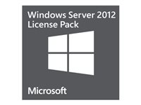 Microsoft Windows Server 2012 - licence