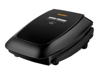 George Foreman Classic-Plate GR0060B Super Champ Power Press Grill