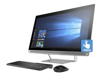 HP Pavilion All-in-One Computer, Intel i5-7400T, 8GB RAM, 1TB hard drive, Windows 10 image