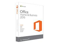 Microsoft Office Home and Business 2016 - ensemble de boîtes
